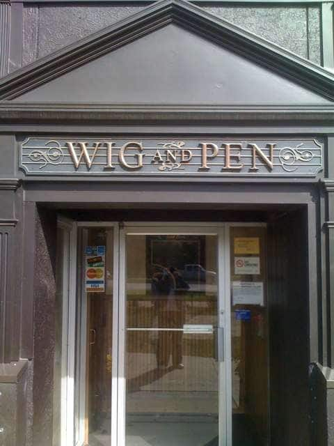 Wig & Pen Pizza Pub