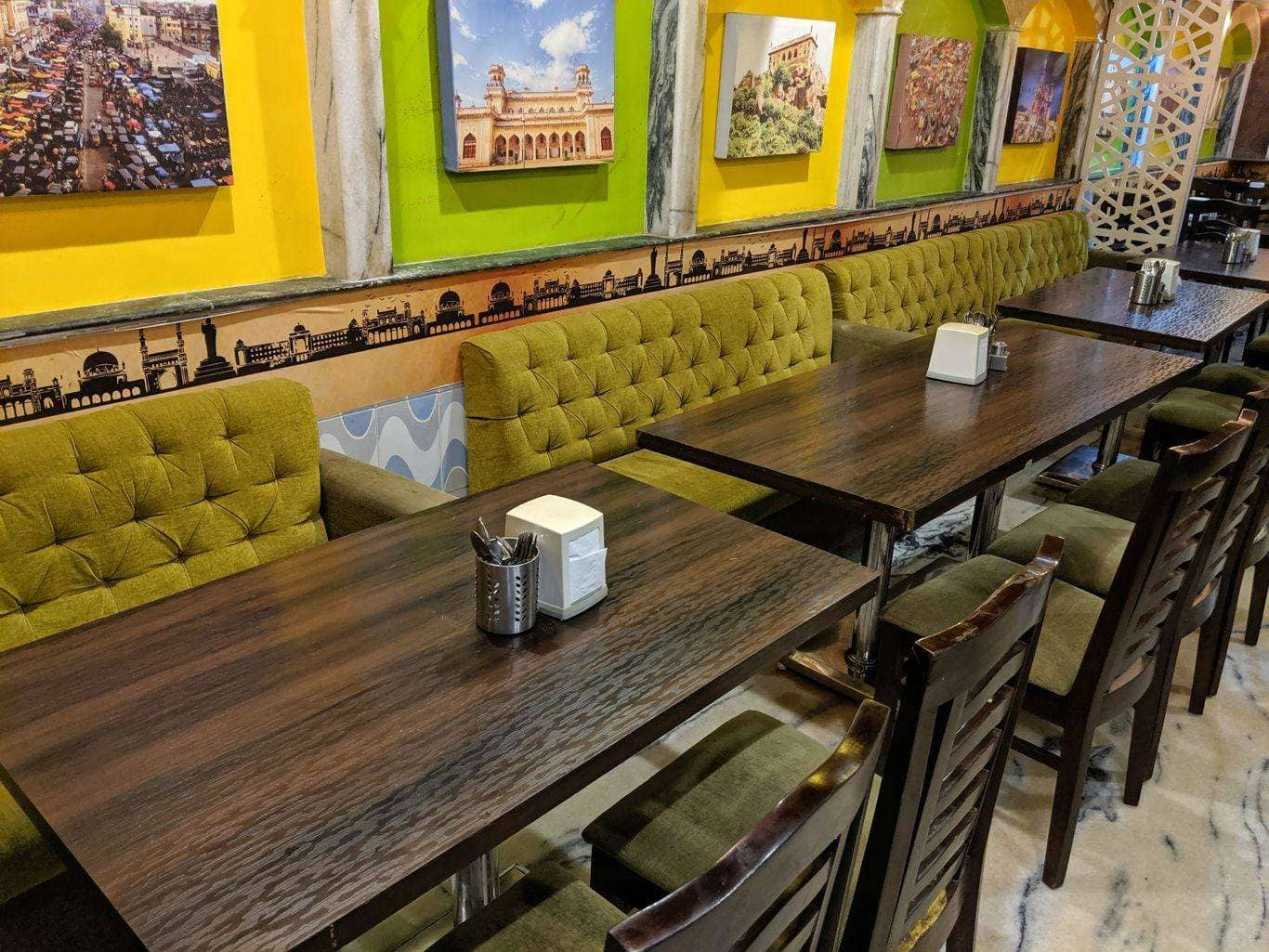 Zeeshan Restaurant - Apna Hyderabadi Food