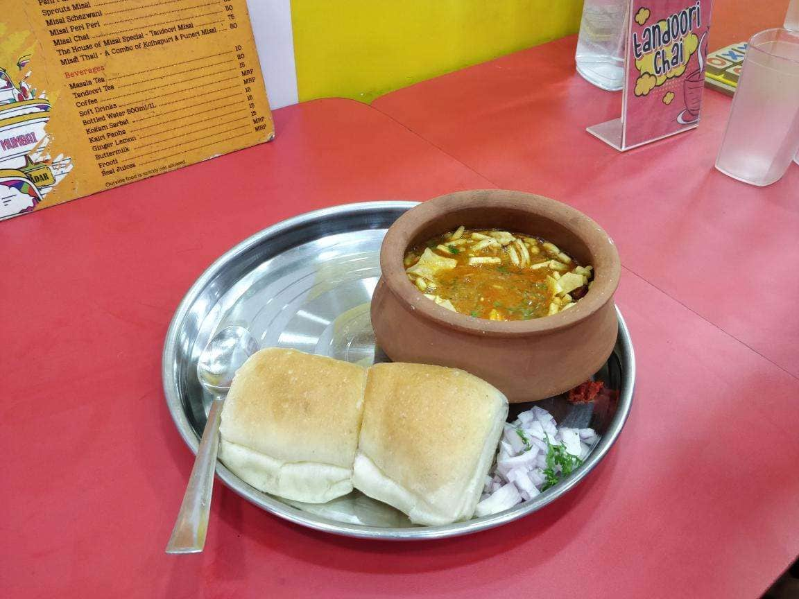 Khapeke | Aashish Vyas's review for The House Of Misal