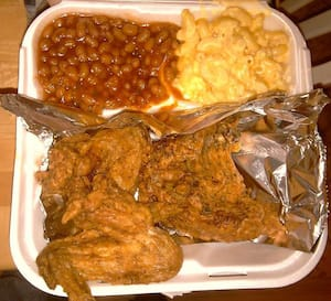 Big Mommas Soul Food Kitchen Menu