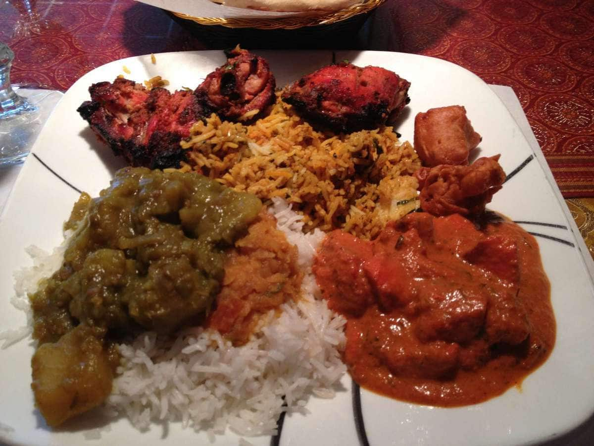 Ucf knights fan 39 s photo for aashirwad indian cuisine for Aashirwad indian cuisine orlando
