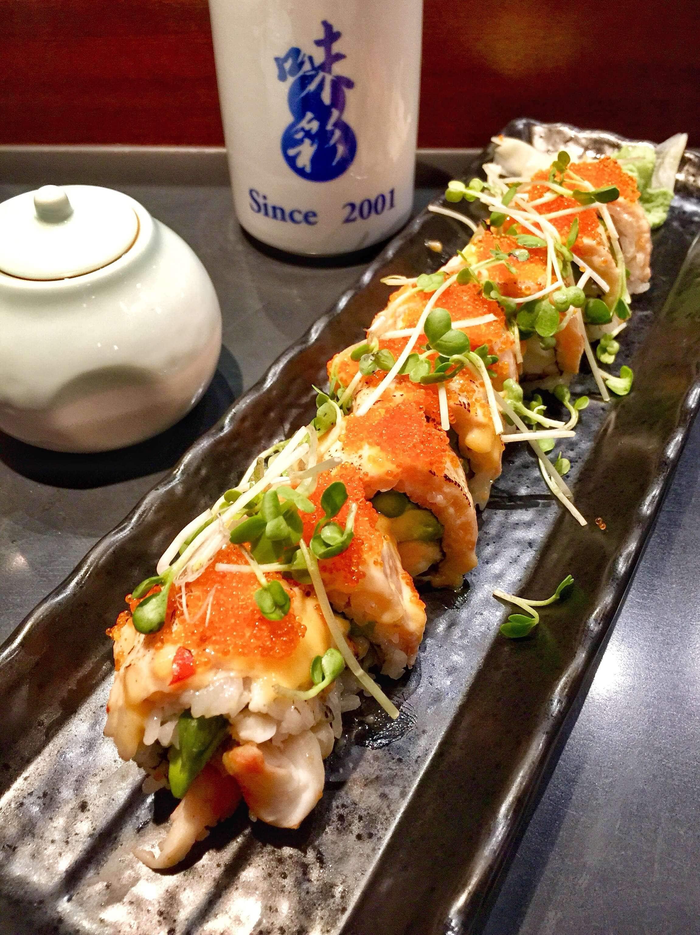 Ajisai Sushi Bar