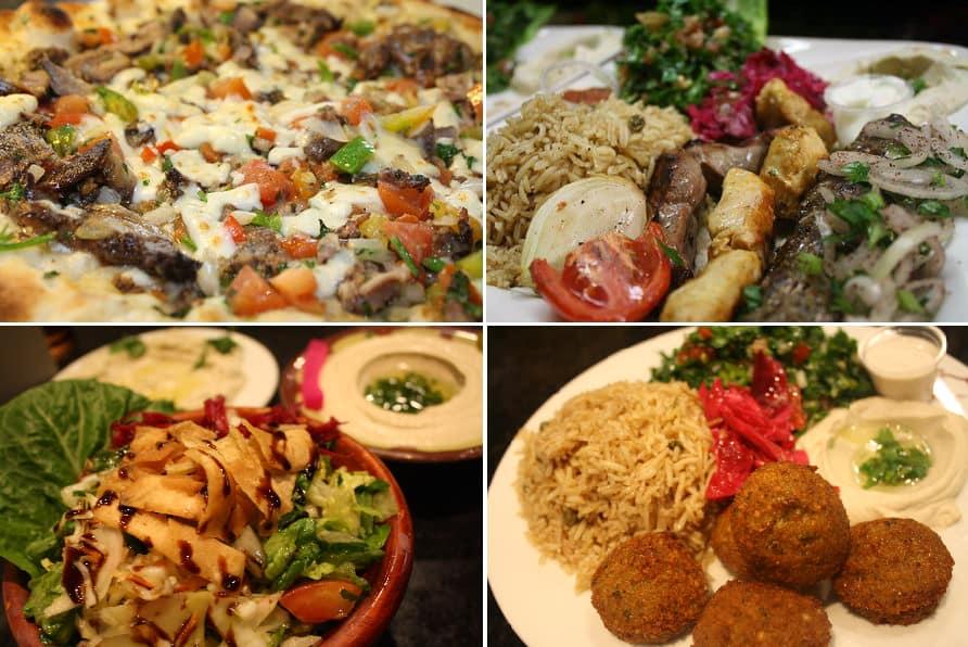 Abdualchaban 39 s photo for arabesque caf family restaurant for Arabesque lebanon cuisine