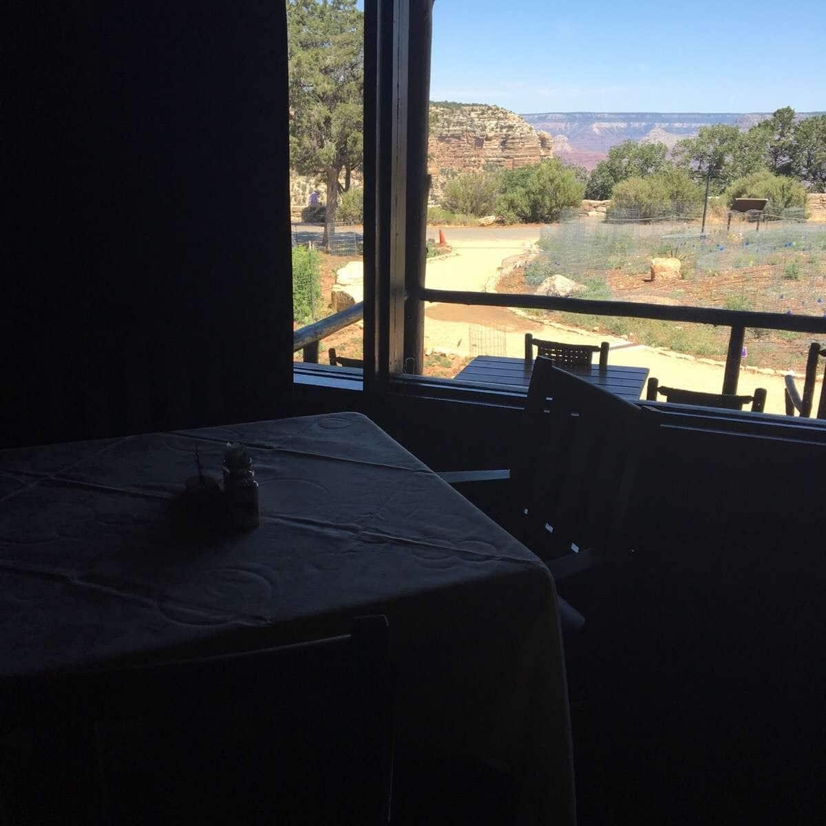 El Tovar Dining Room. Yesterday Morning We Met Beatriz One Of My ...