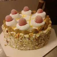 559f273d7b Mango ice cream cake - ibaco s photo