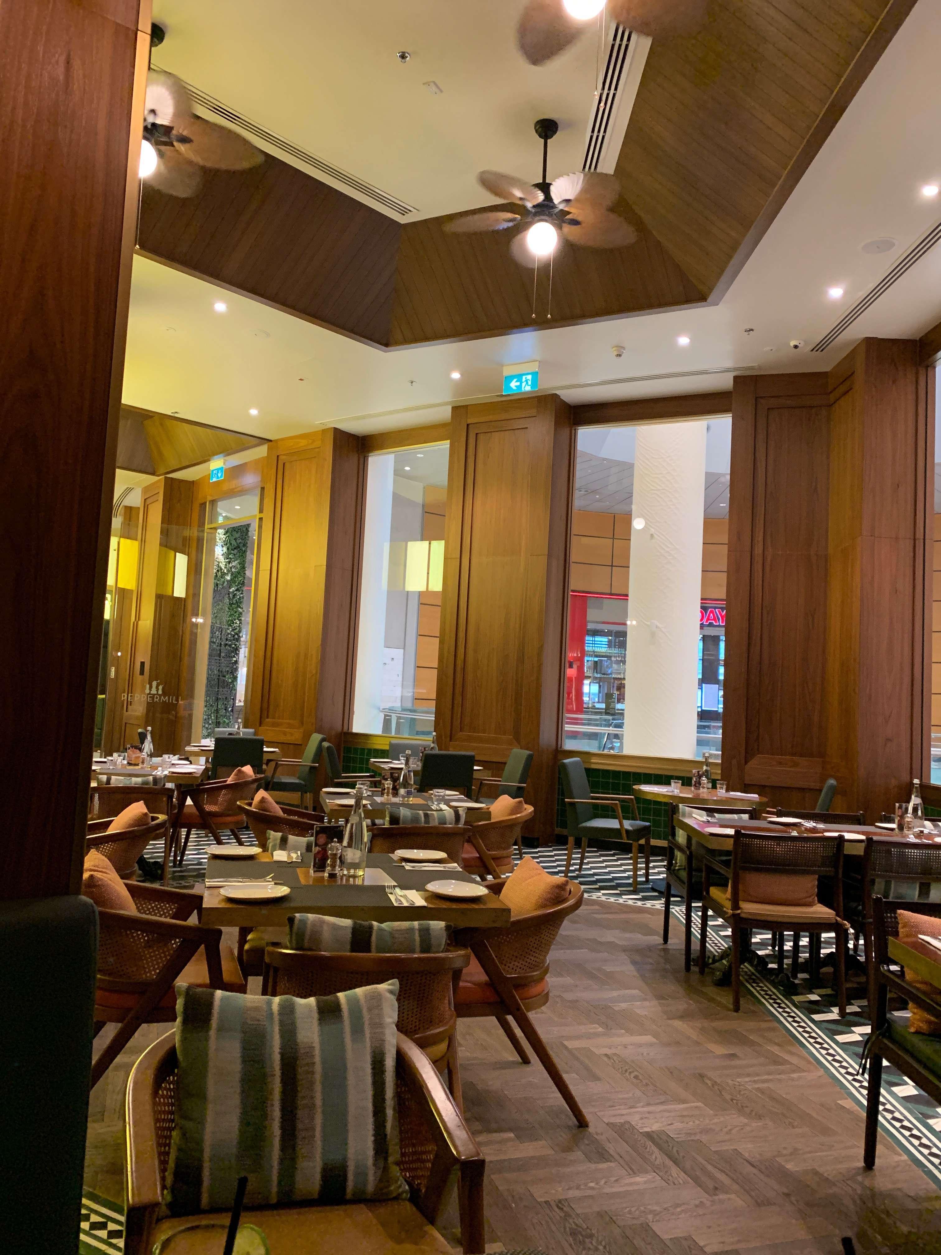 Peppermill - The Dubai Mall