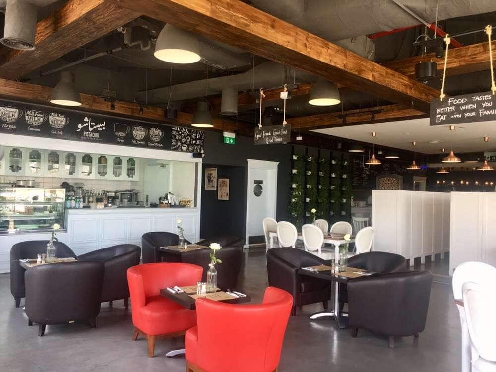 Pistachio Cafe