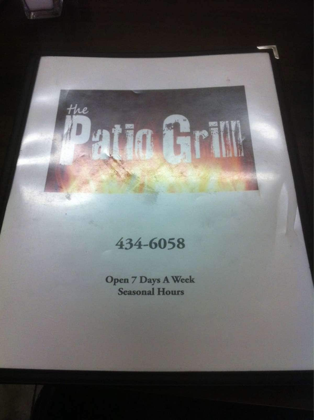 Patio Grill, Grunthal Photos