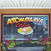 Cafe Atchafalaya Dinner Menu