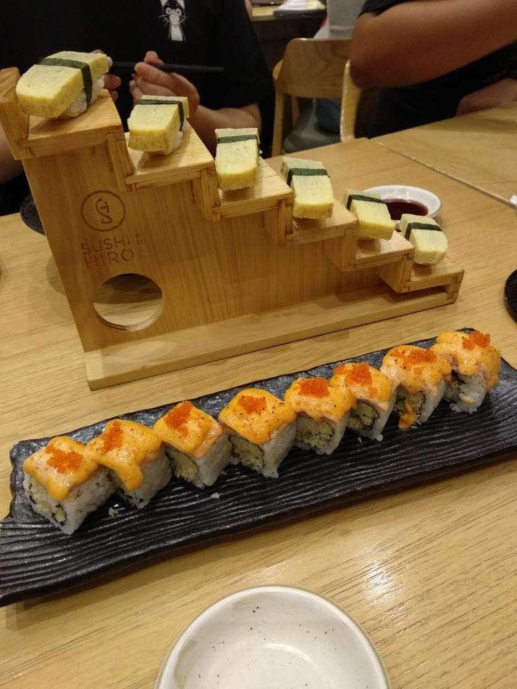 Ricetta Sushi Hiro.Recensioni Sushi Hiro In Zona Tanjung Duren A Jakarta