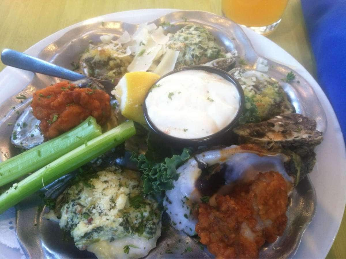 Noisy Oyster Seafood