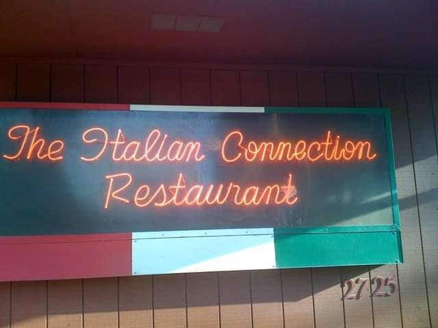 Italian connection fort wayne