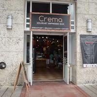 Crema Gourmet Espresso Bar South Beach Photos