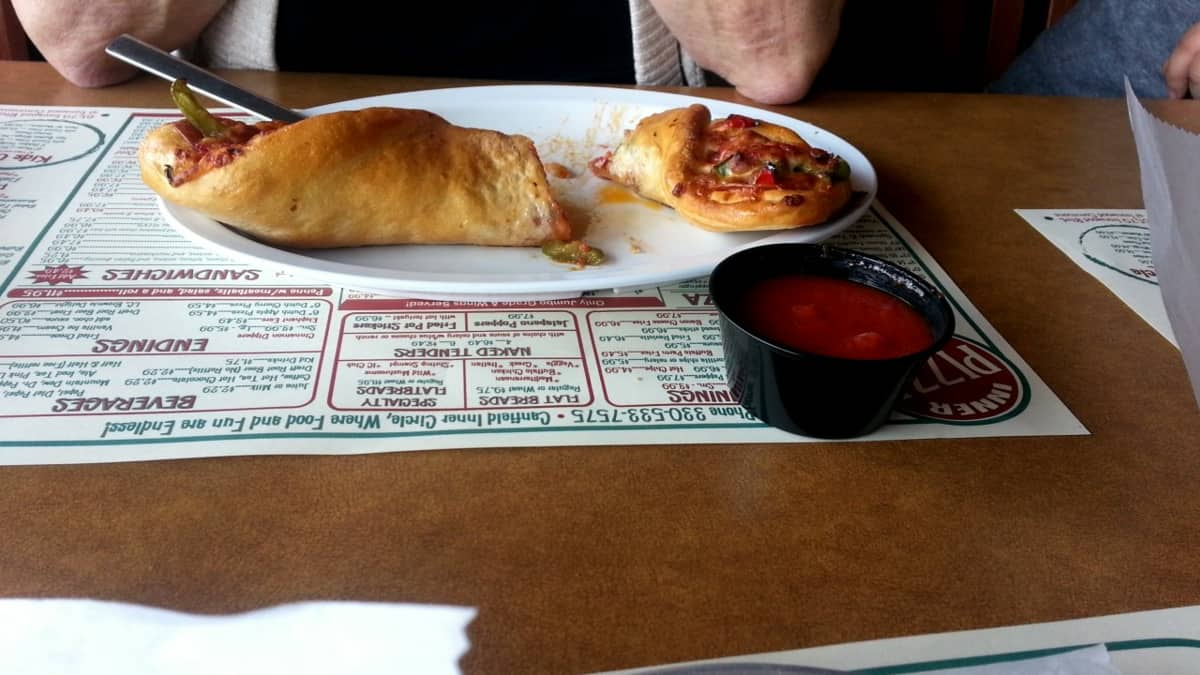 Inner Circle Pizza Canfield