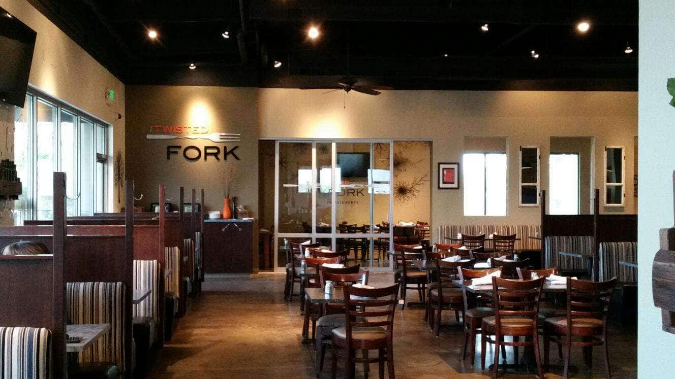 Twisted fork reno