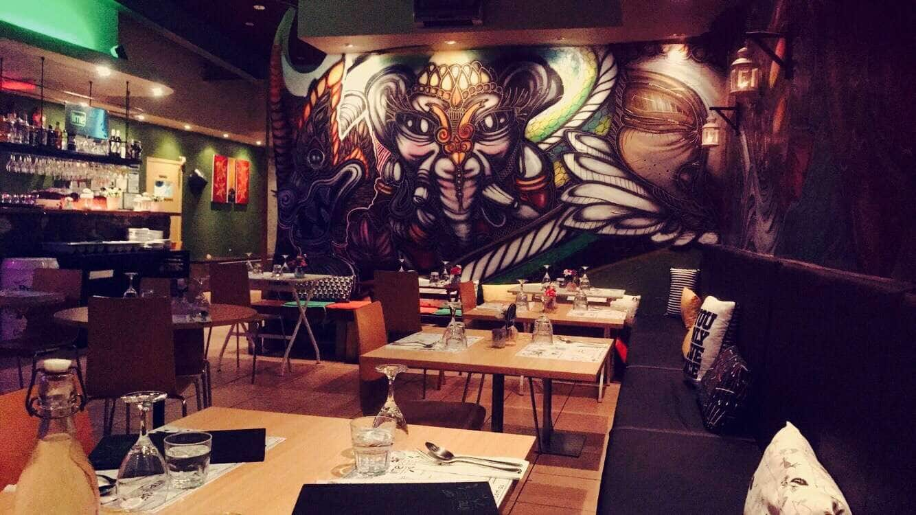 Lime Leaf Thai Restaurant @ Lakeside