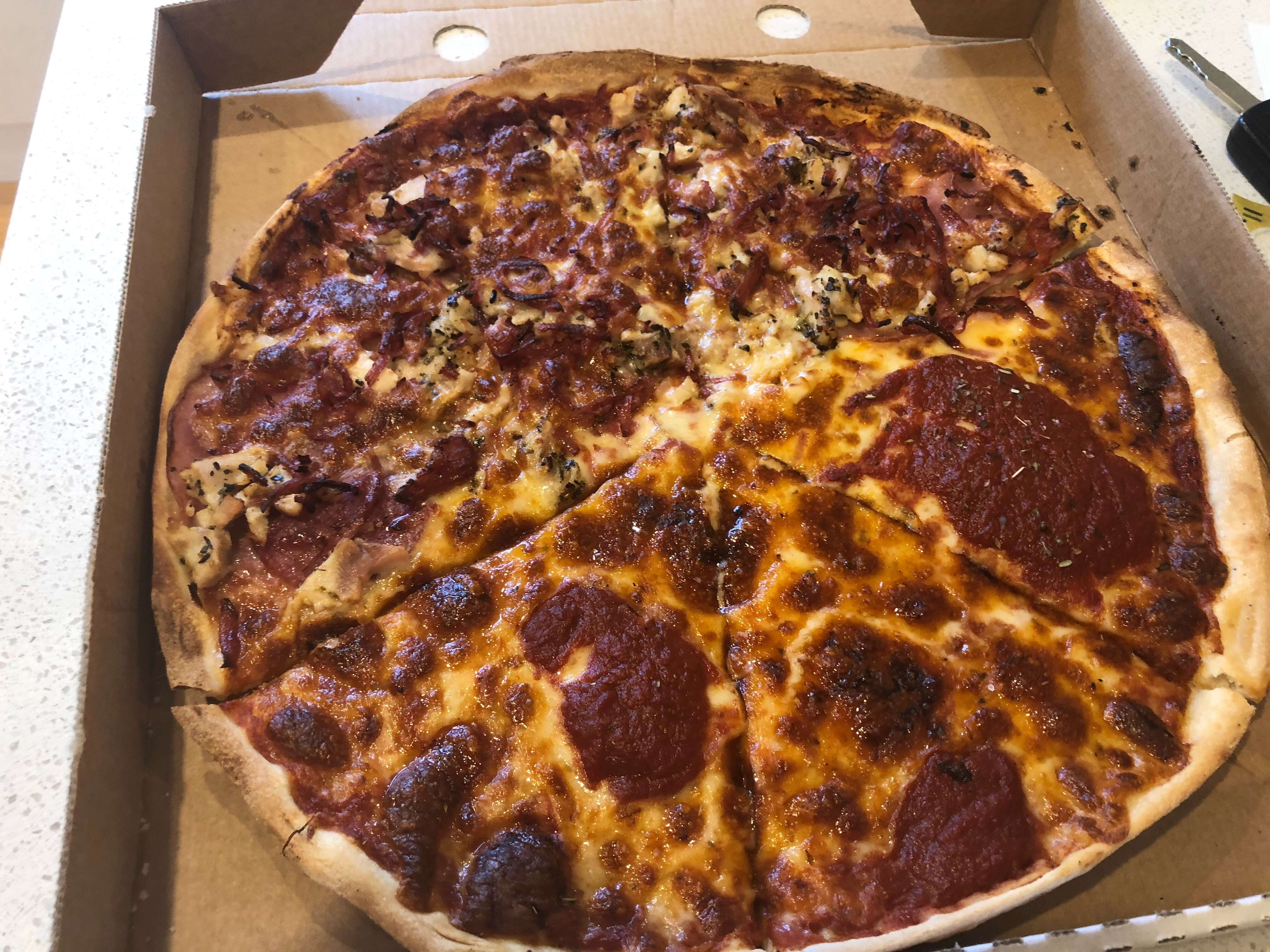 Pizza D'oh