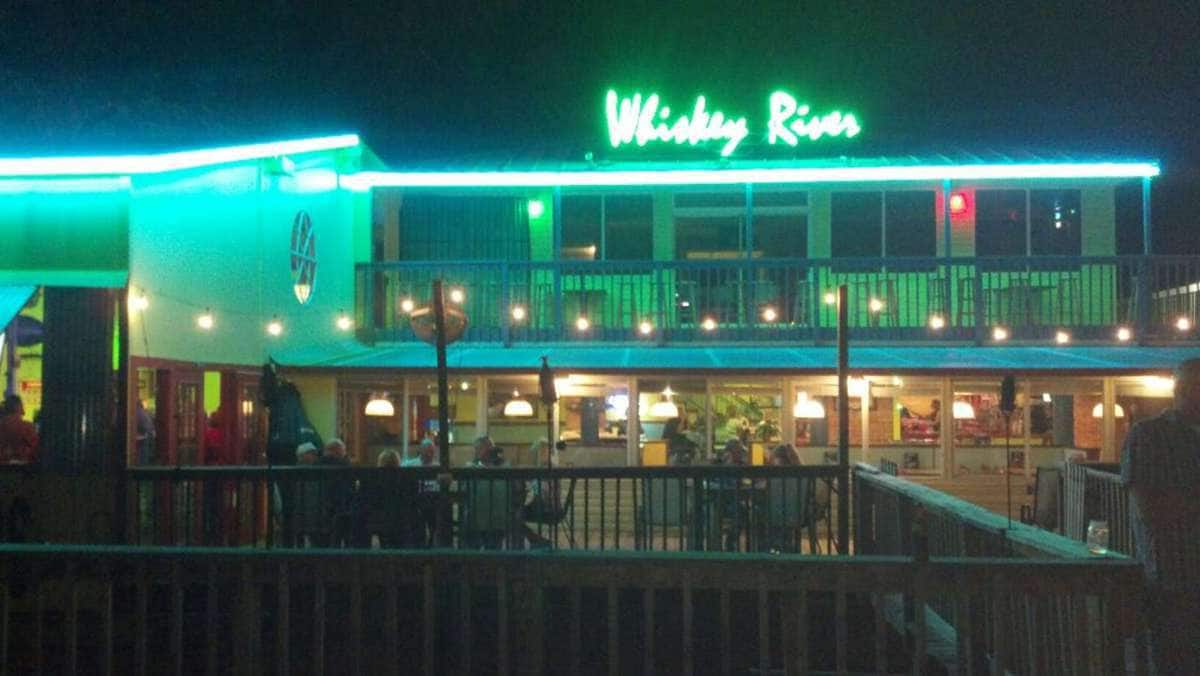 Whiskey River Sports Bar And Grill