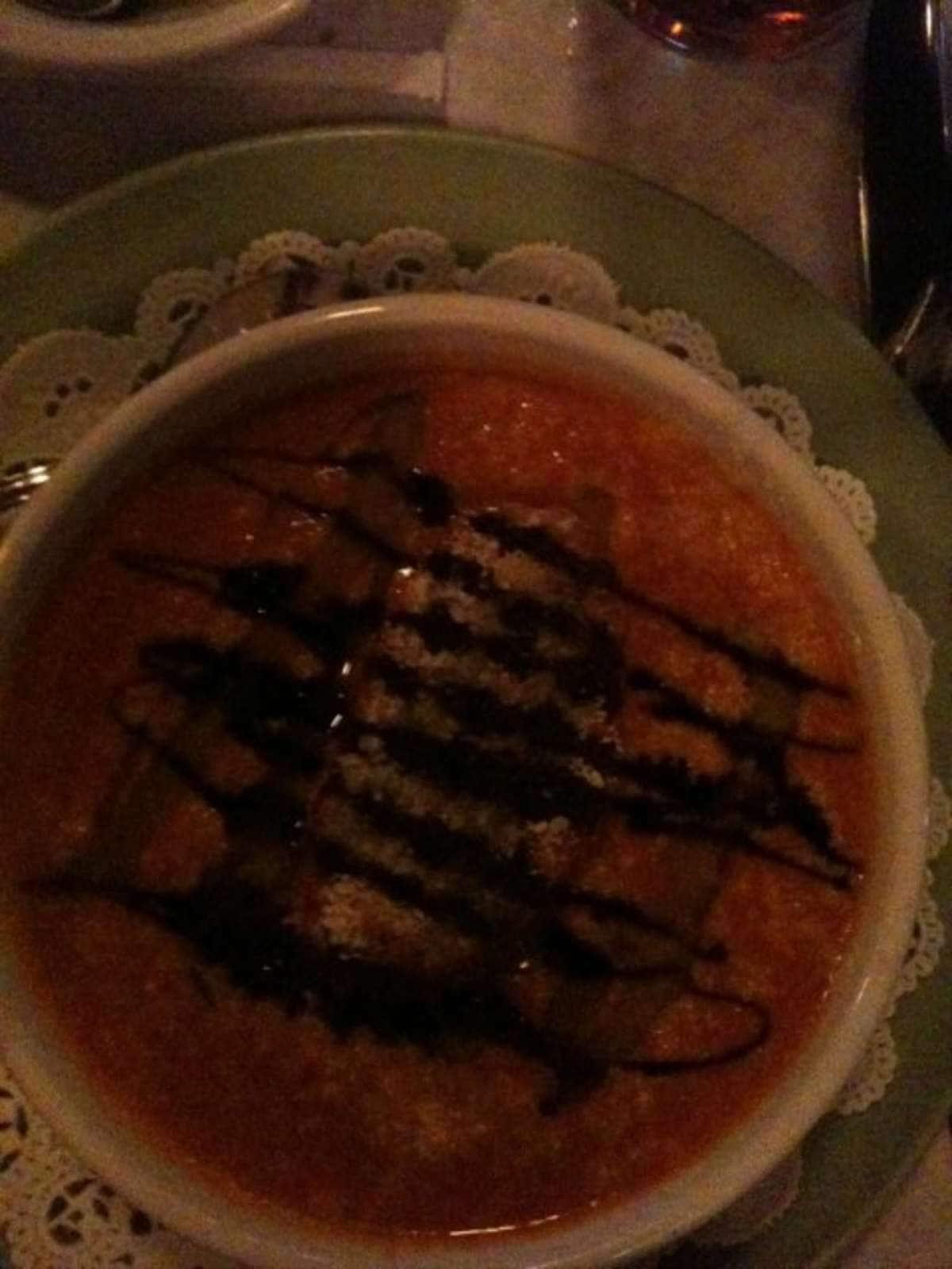 Rosinas Italian Restaurant at Del Oro