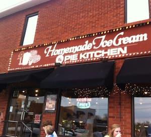 Homemade Ice Cream Pie Kitchen The Highlands Bardstown Rd Louisville