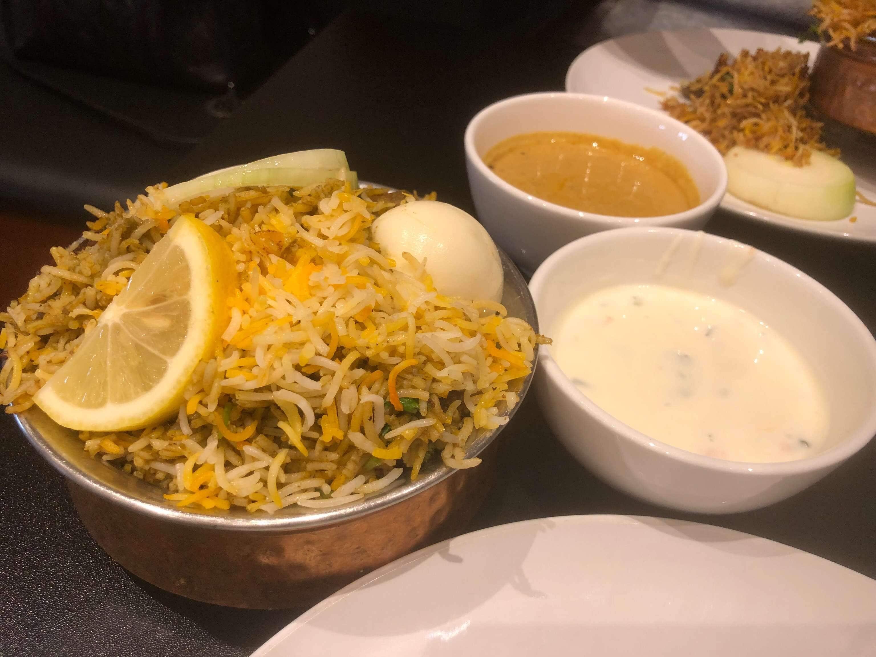 Amaravathi Indian Restaurant