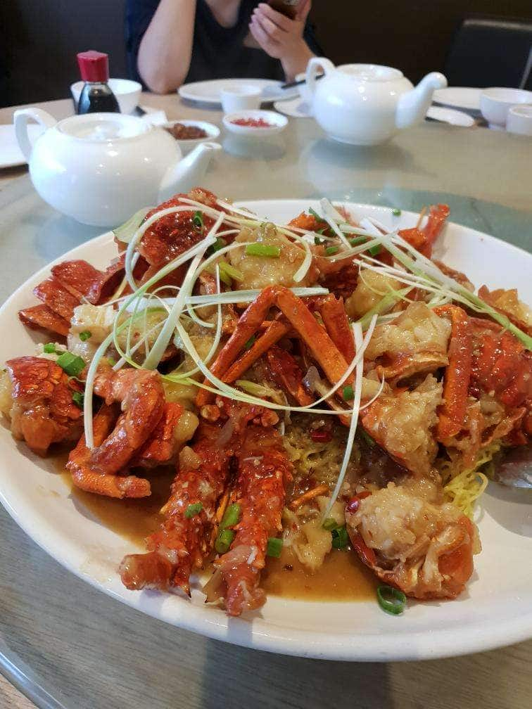 Golden Horse Seafood & Bbq Chinese Restaurant | 184/81 Hopkins Street, Footscray, Victoria 3011 | +61 3 9689 6389