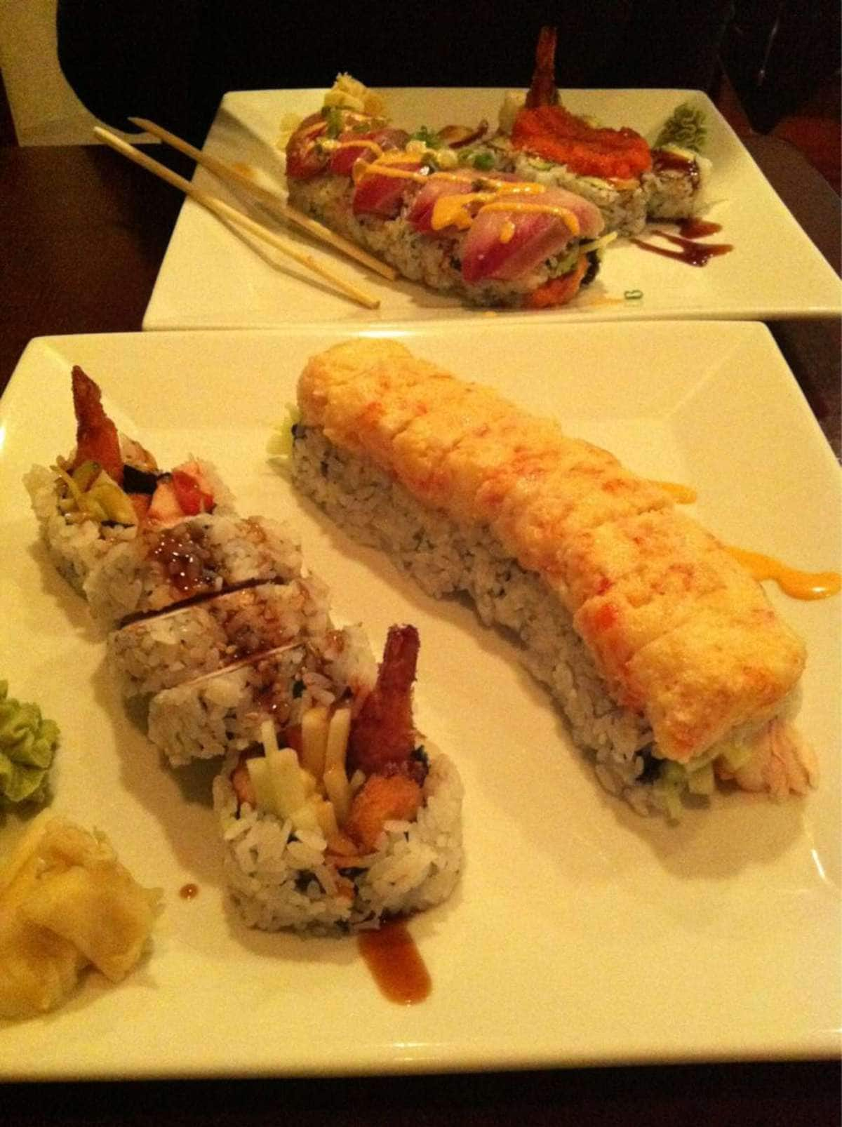 Well-Being Sushi