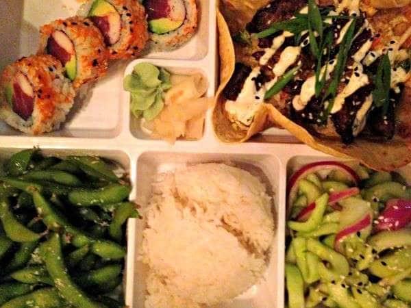 eeZ Fusion & Sushi