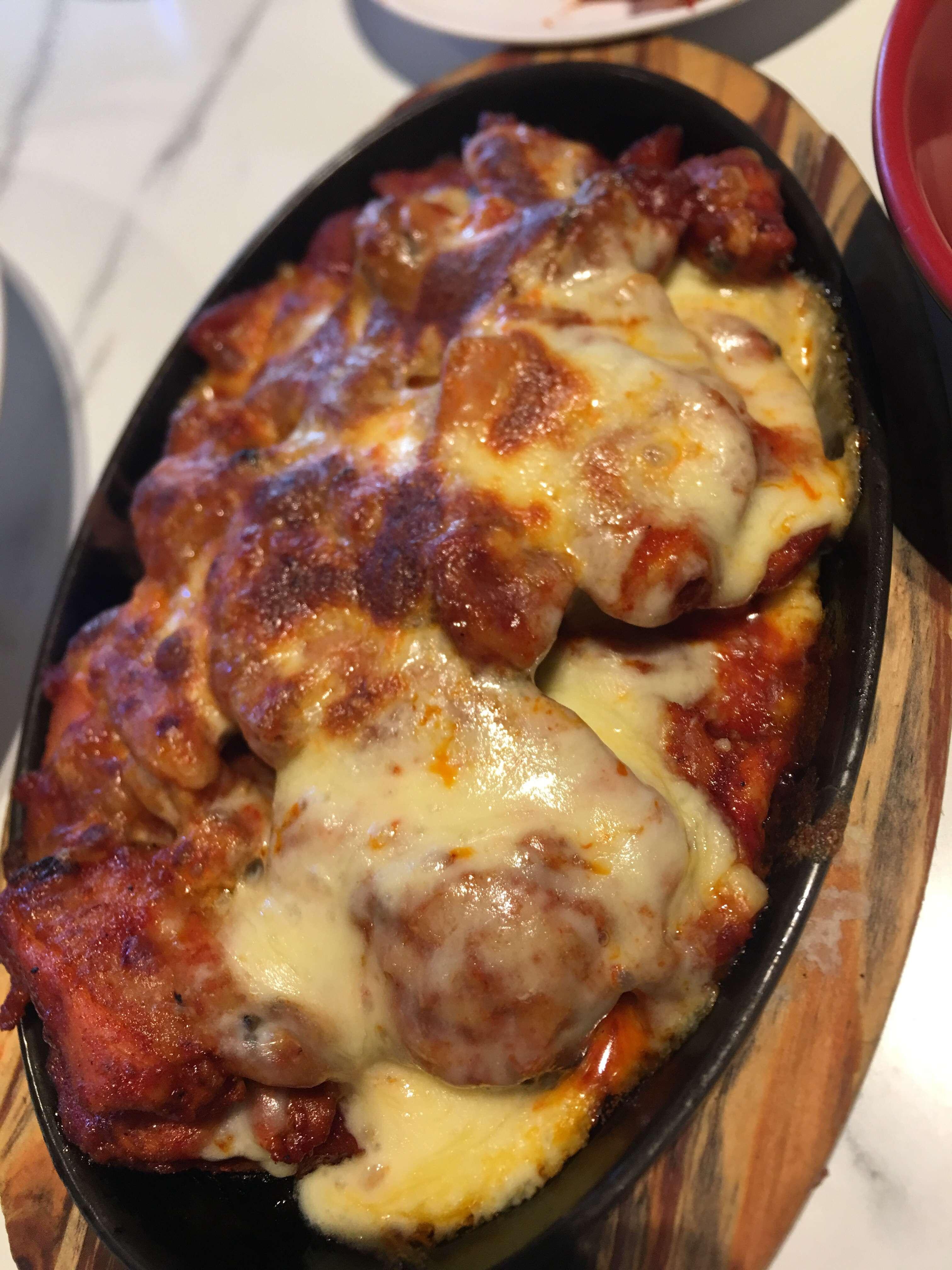 Jean's Chilli Chicken