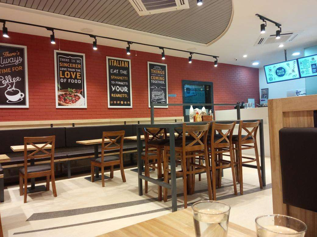 Raman Deep's review for Cafe Canteen, Jail Road, New Delhi