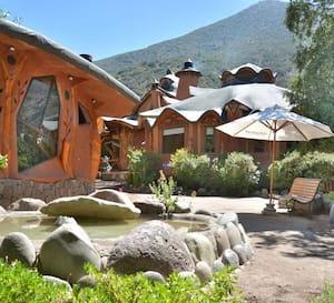 Casa Bosque San Jose De Maipo Santiago