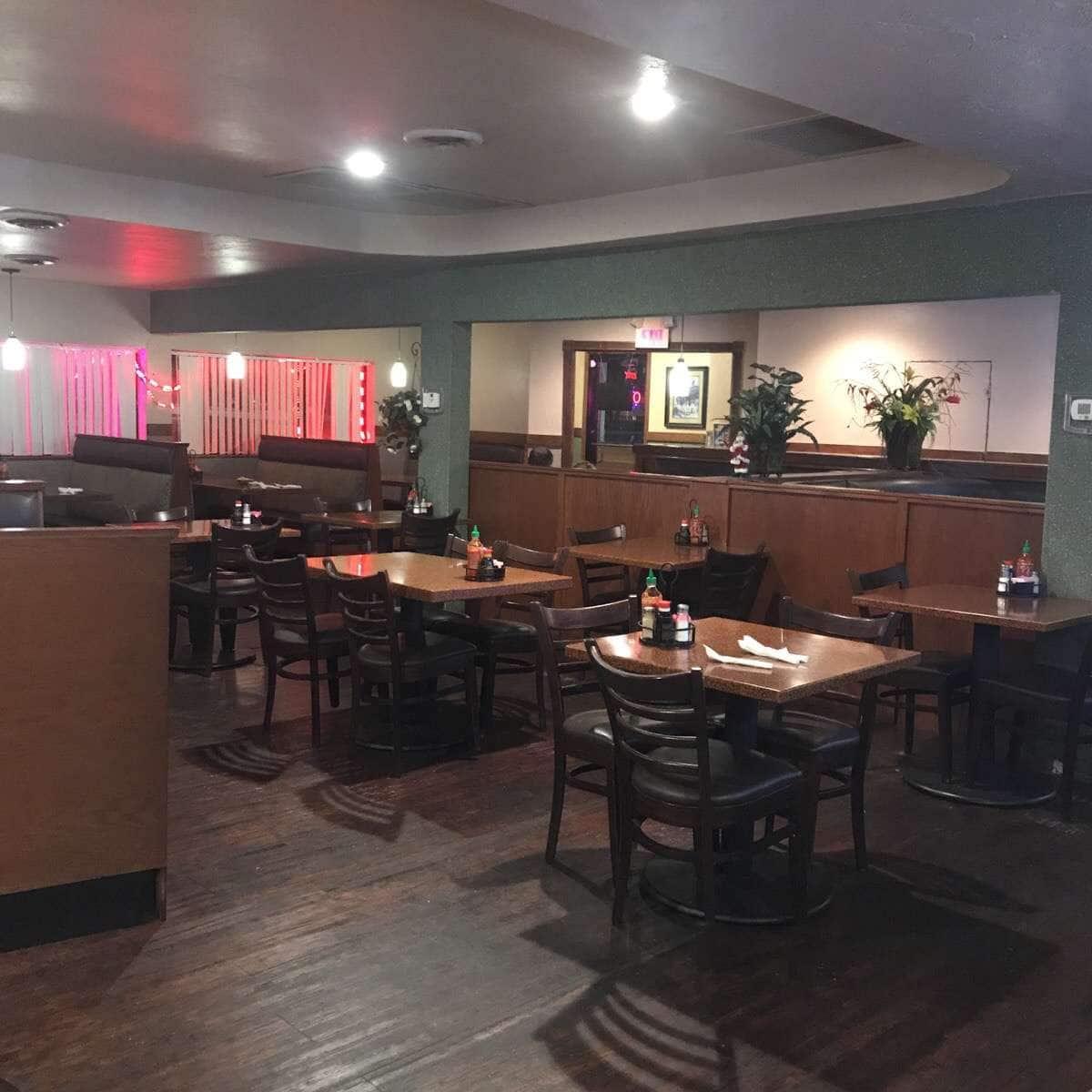 Chuan Wei Chinese Restaurant Woodward