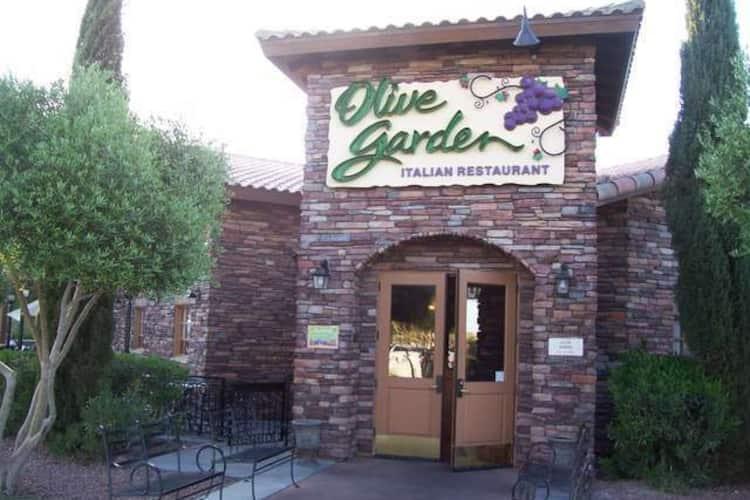Olive Garden Italian Restaurant Summerlin Las Vegas
