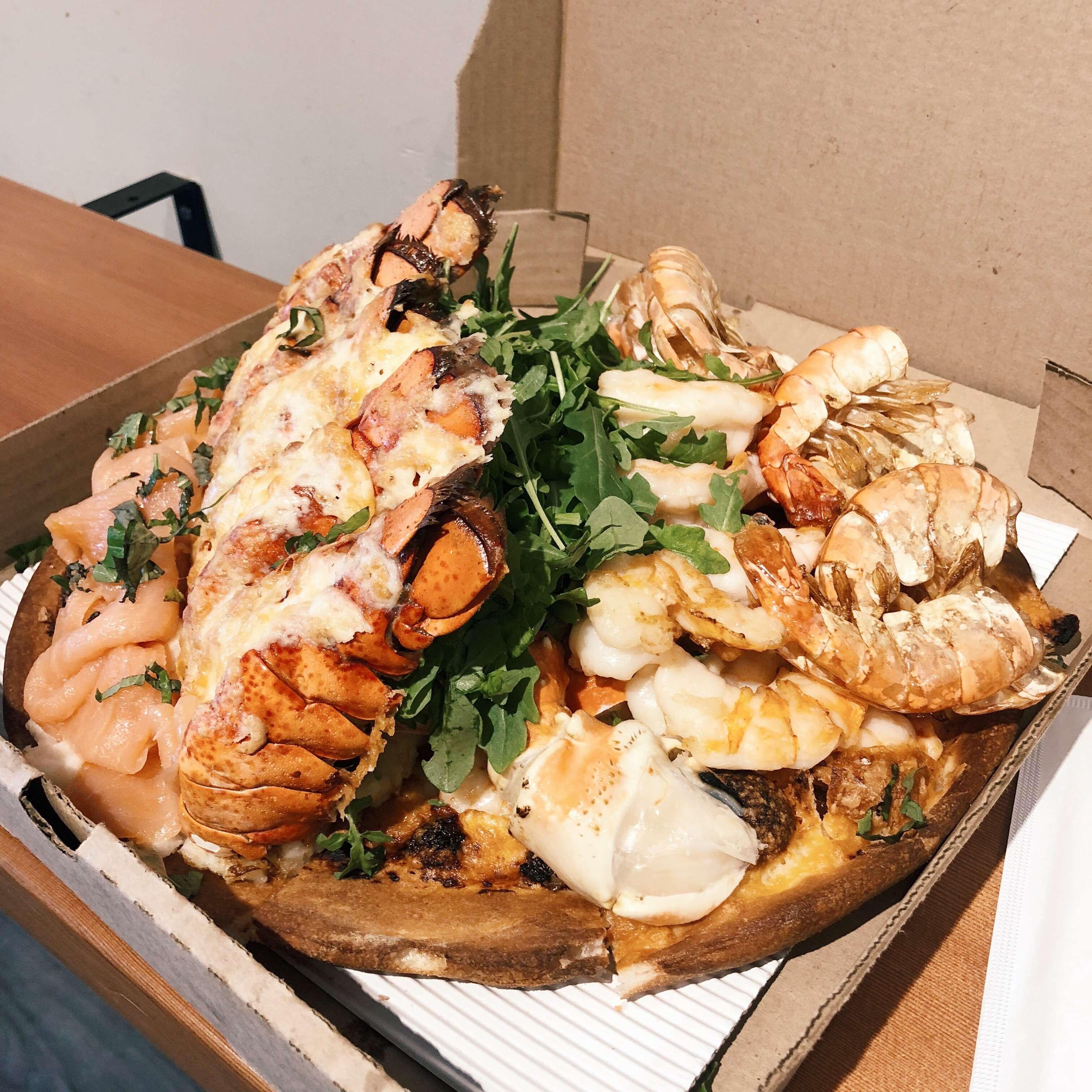 Steveston Pizza Co.