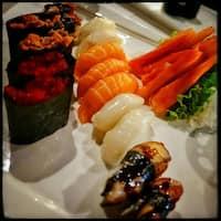 K B Sushi Restaurant Queensway