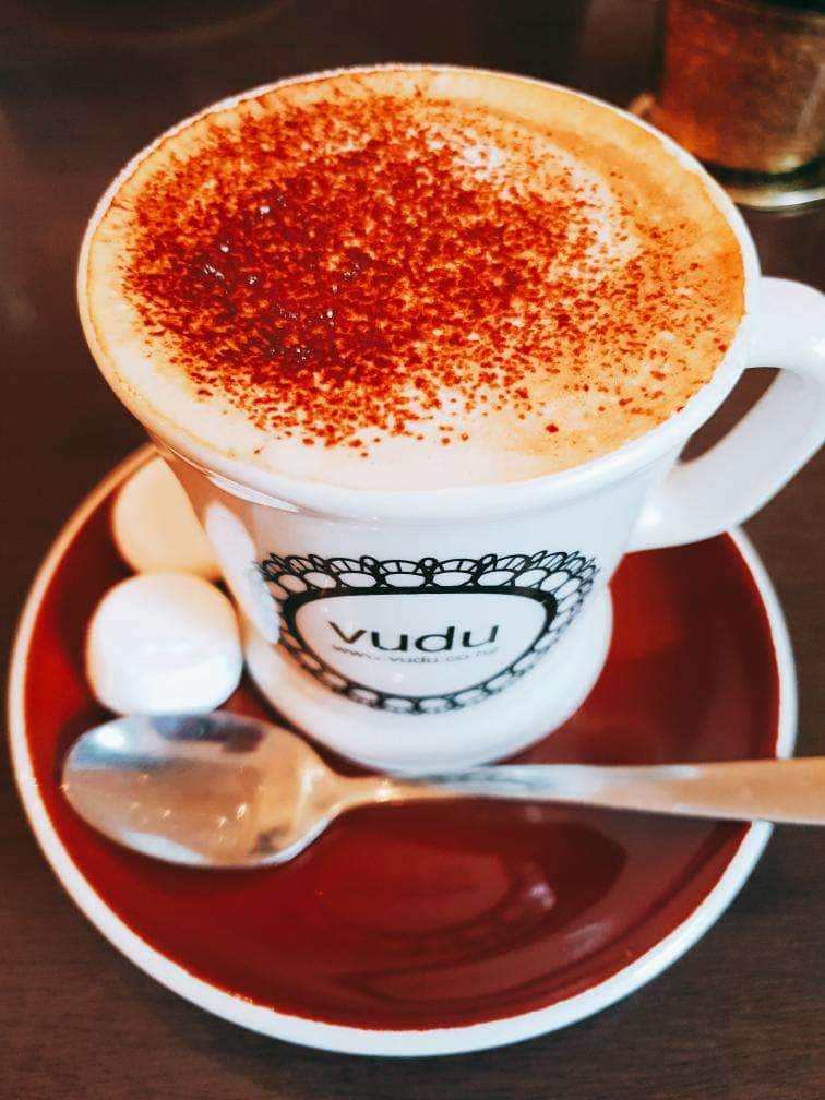 Vicky Chen's review for Vudu Cafe & Larder, Queenstown Central
