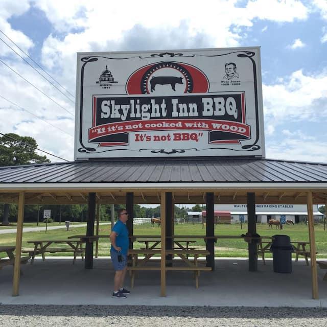 Skylight Inn Barbecue