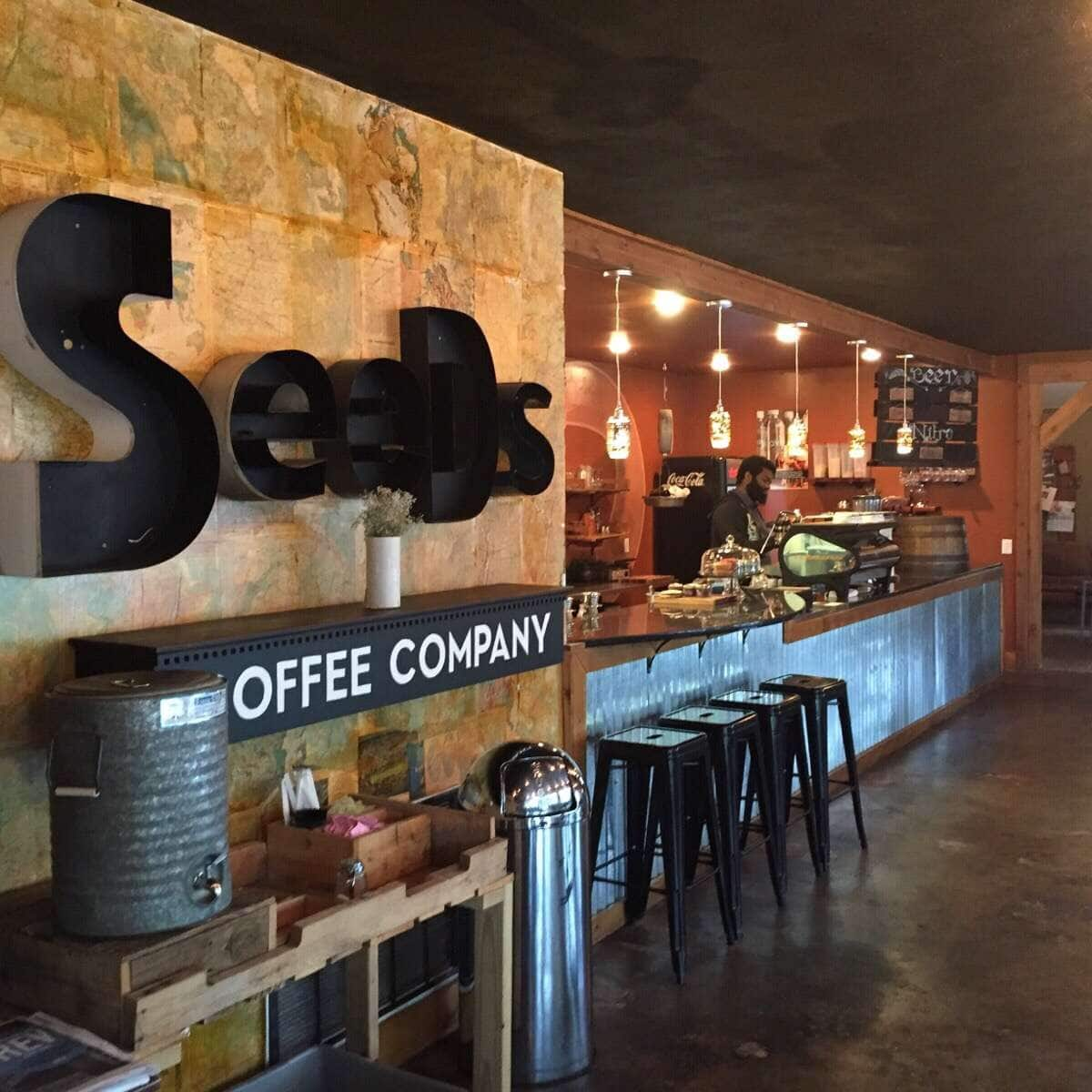 Seeds coffee co birmingham