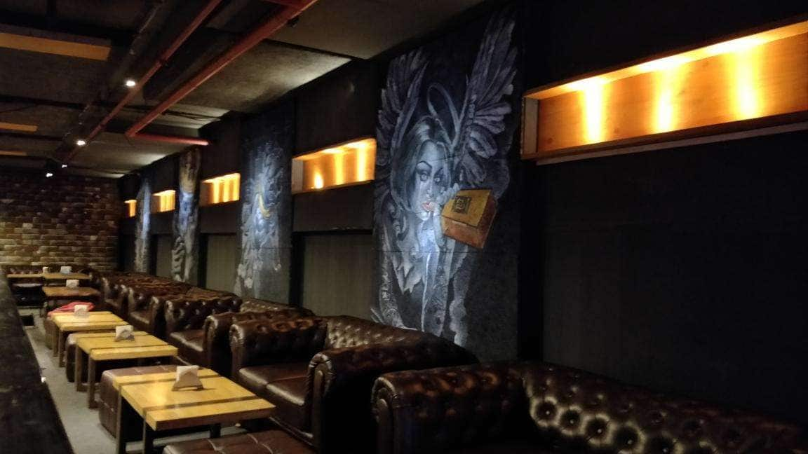 Brew and Barbeque - A Microbrewery Pub