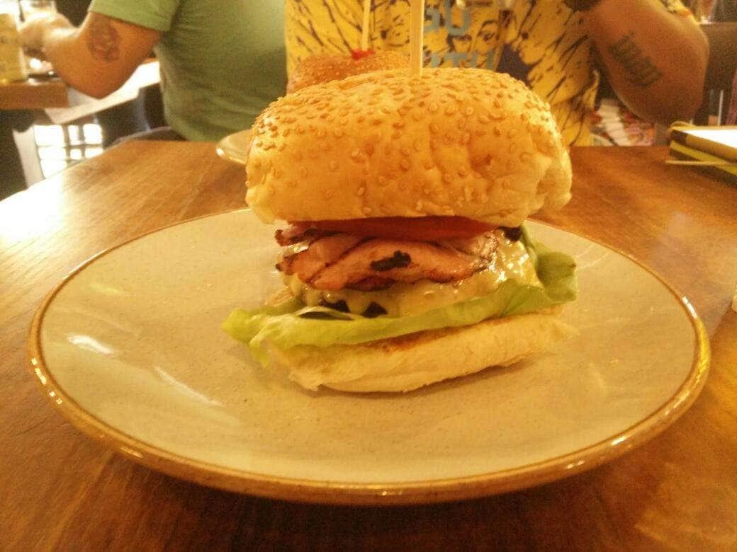 Handmade Burger Co.