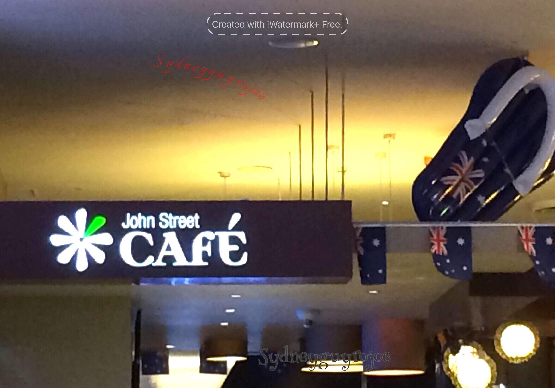 John Street Cafe- Dooleys Lidcombe