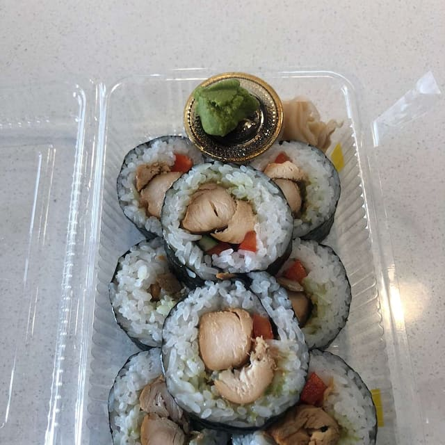 St Pierre's Sushi