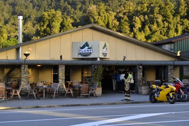 The Plump Pigeon Cafe & Bar