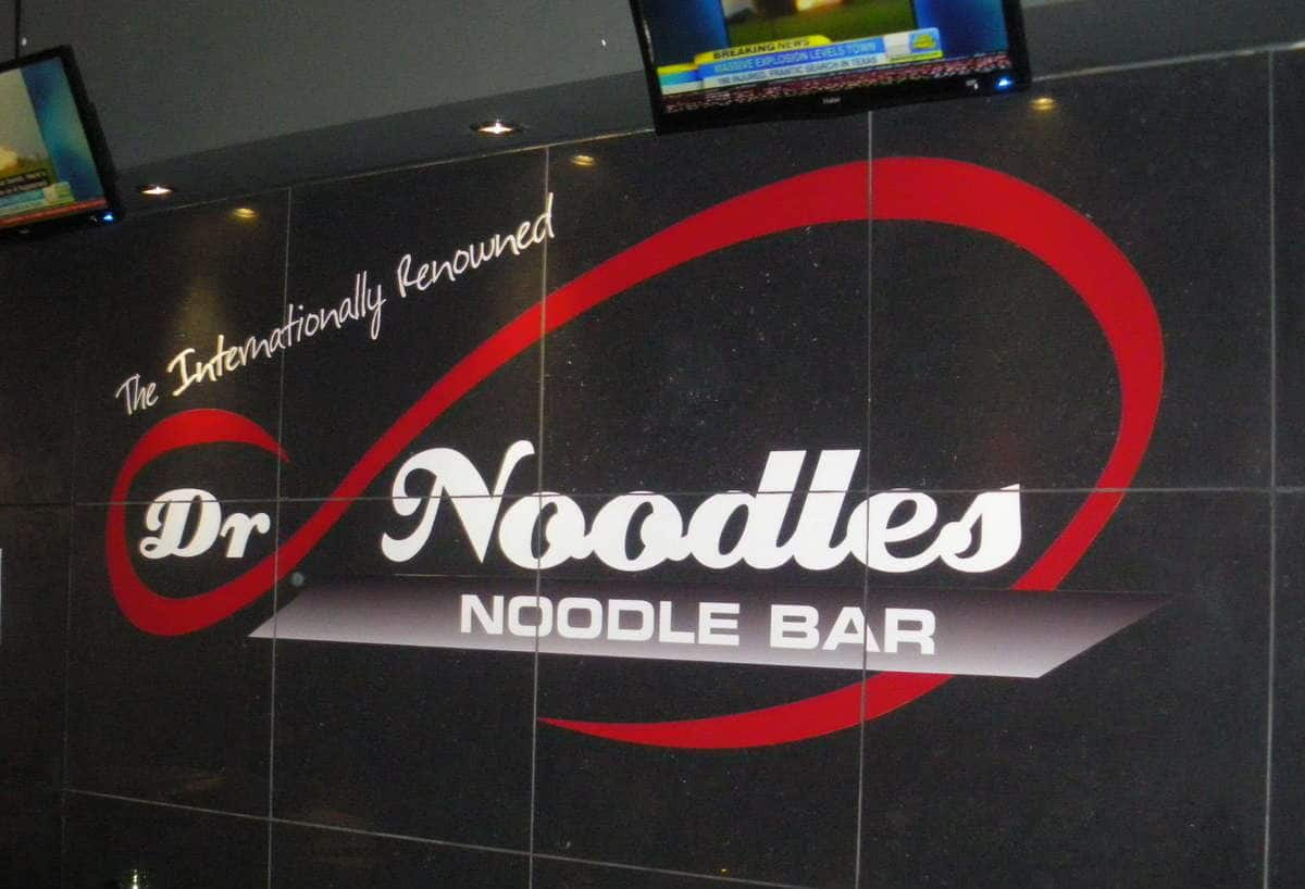 Dr Noodles