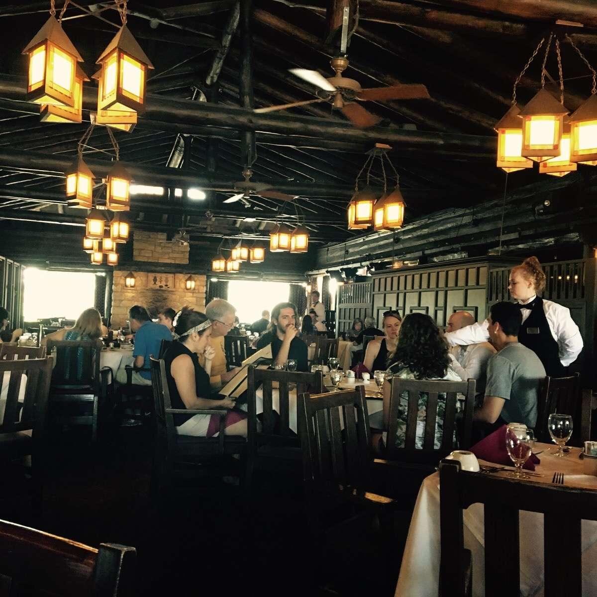 El Tovar Dining Room At Hotel, El Tovar Dining Room