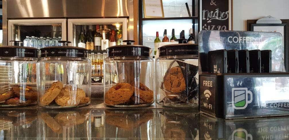 The Coffee Club - Darwin Waterfront