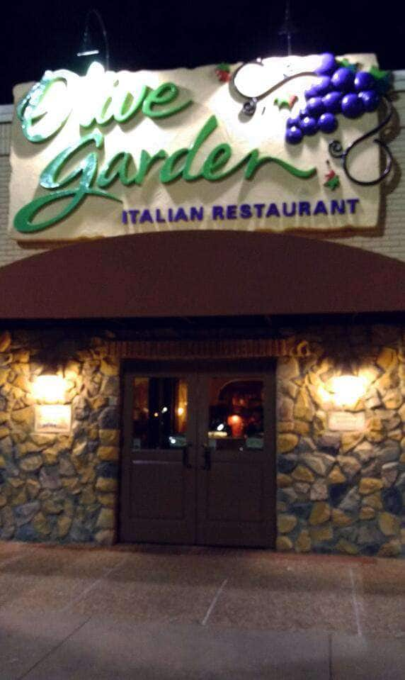 Great Olive Garden Rock Rd Wichita Ks