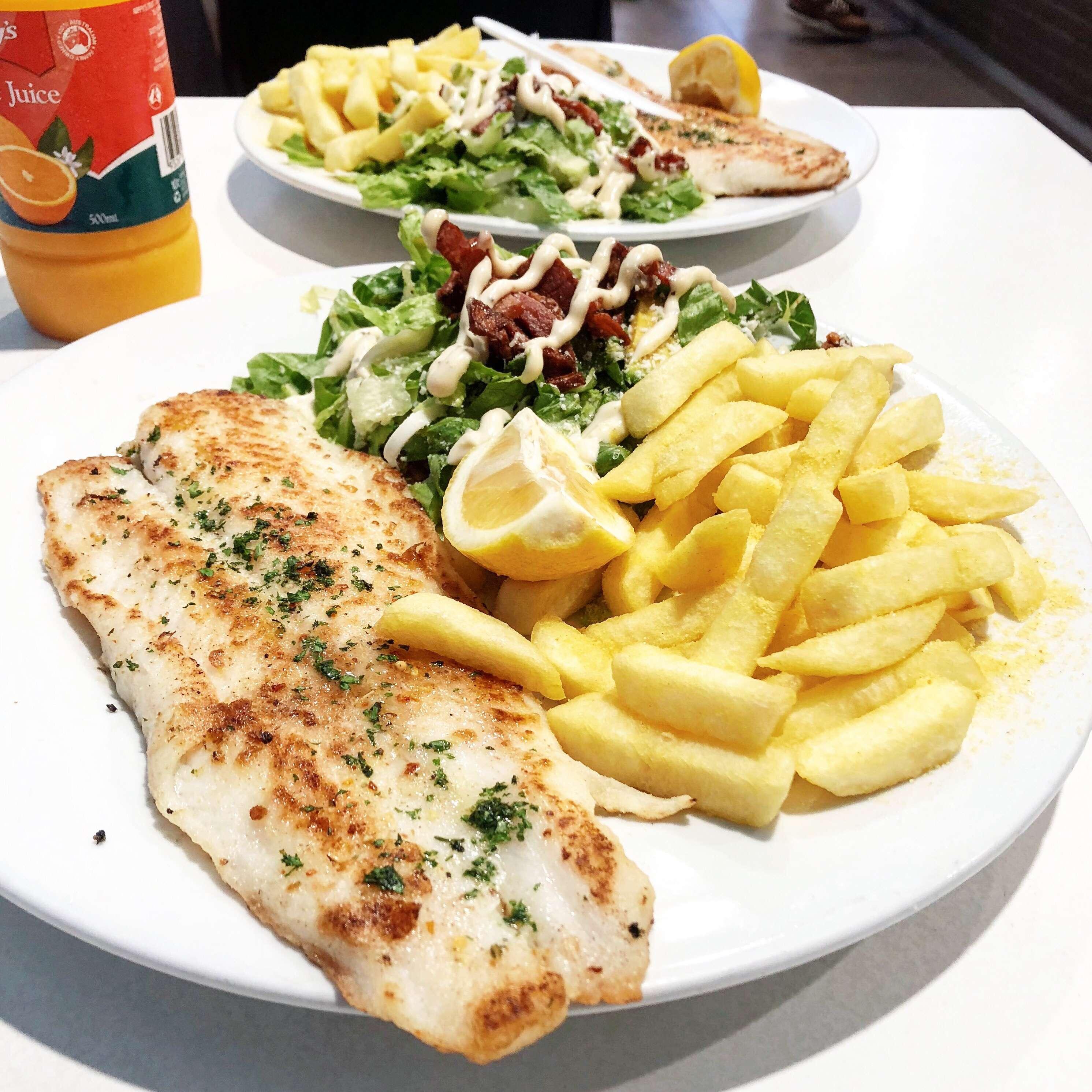 D.Y Seafoods