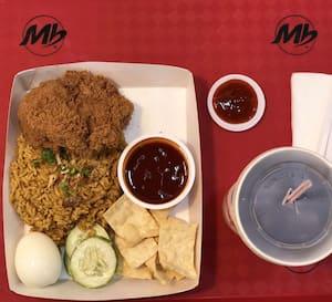 Marrybrown Menu Menu For Marrybrown Mutiara Damansara Selangor