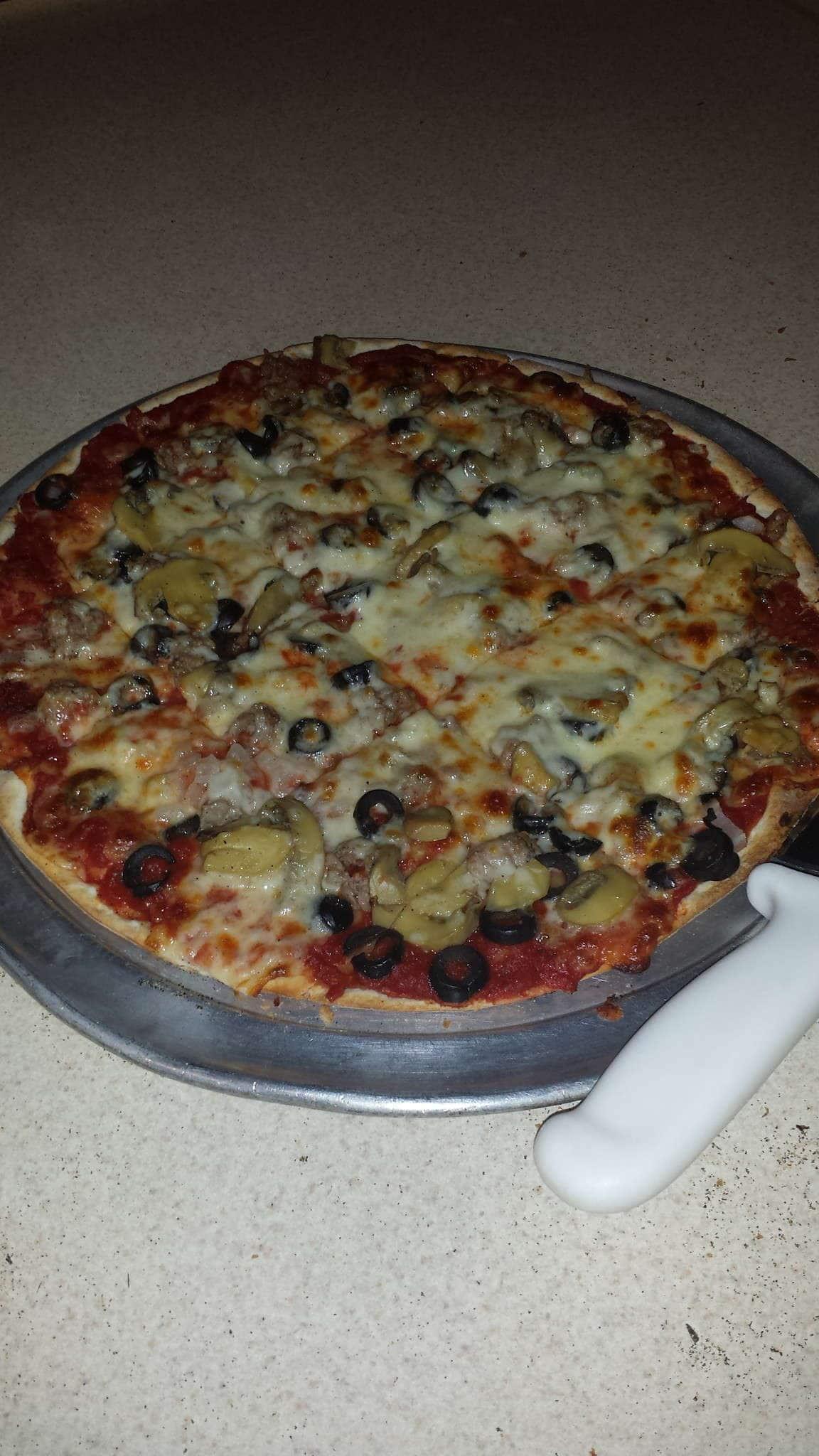 Bernie & Betty's Pizza